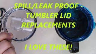 REVIEW 30oz Ozark Trail Tumbler Lid - Spill And Leak Proof Design