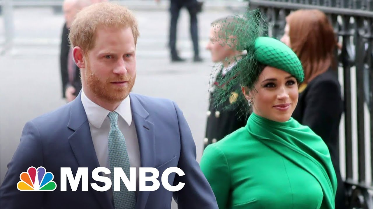 Prince Harry And Meghan Markle Announce Birth Of Daughter ...