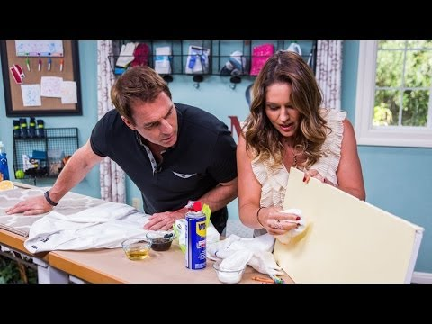 Home & Family - Tanya Memme's Simple Tips to Removing Common Household Stains