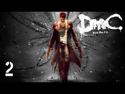 Прохождение DMC: Devil May Cry - Миссия 2 — Горькая правда