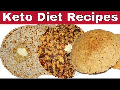 indian-keto-diet-recipes:-3-best-recipes-keto-roti,-puri-&-uttapam-for-ketogenic-diet-in-hindi
