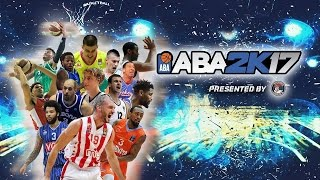 Kako skinuti i instalirati ABA 2k17 patch?! + mali gameplay (NBA 2k14)