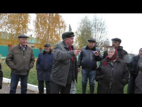 В Краснокамском районе хотят снять главу   Редькино