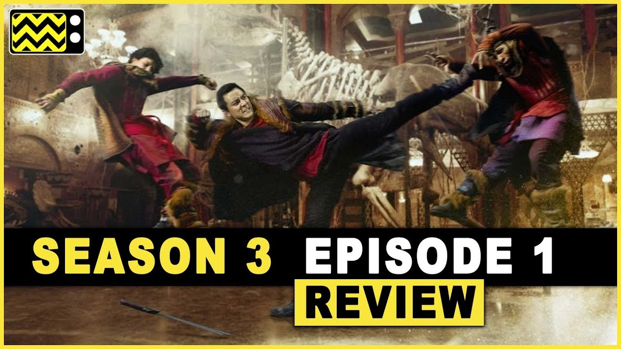 Download Into the Badlands Season 3 Episode 1 Review & Reaction   AfterBuzz TV
