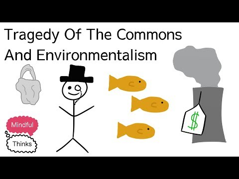 Tragedy Of The Commons And Why People Ignore Environmentalism
