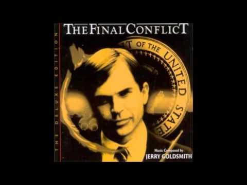The Final Conflict Omen III OST ( Jerry Goldsmith  ) -  The Final Conflict
