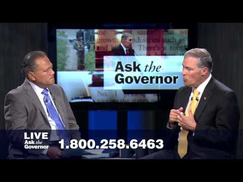 Ask the Governor | KCTS 9