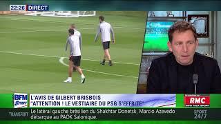 After Foot du jeudi 11/01 – Partie 2/6 - L'avis tranché de Gilbert Brisbois sur le PSG