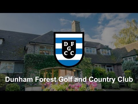 Dunham Forest Golf and Coutry Club - Promo Video