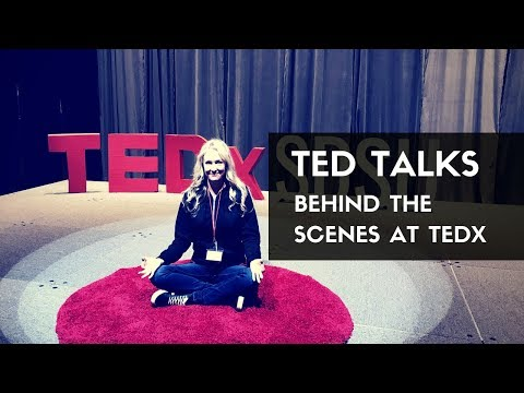 TED Talks | Behind the scenes of my TEDx...