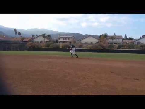 Kyle James-Baseball Recruiting Video-Class of 2014