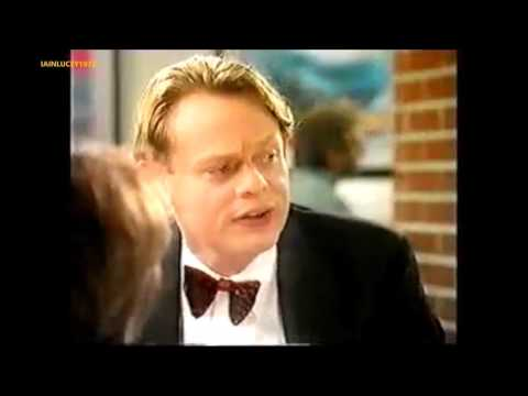 PIZZA HUT TV ADVERT  1995 MARTIN CLUNES  CAROLINE QUENTIN  bbc1  men behaving badly  theme