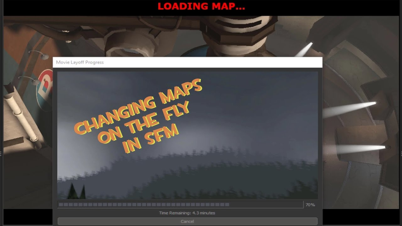 SFM - Changing Maps on the Fly in SFM. Sfm Maps on