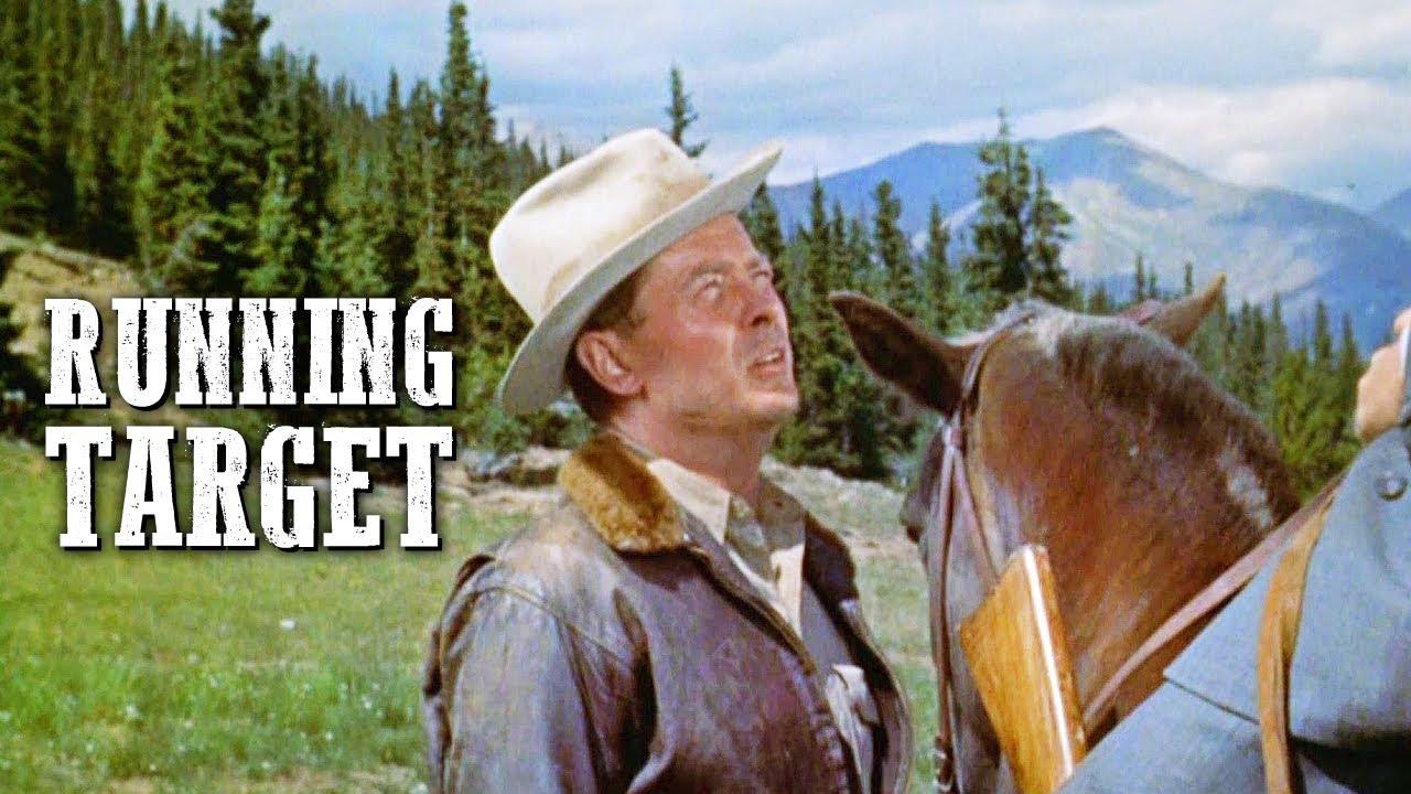 Running Target | COWBOY MOVIE | Romance | Free Western | Full Length | Classic Movie