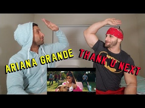 Ariana Grande - thank u next REACTION