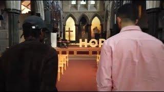 MUSLIM CHURCH EXPERIMENT - LONDON