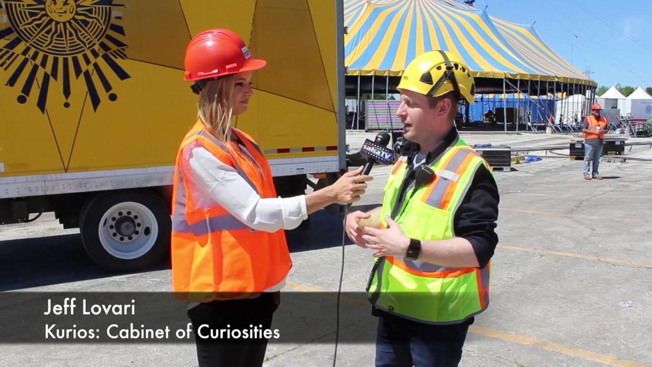 Kurios: Cabinet of Curiosities - Houston - YouTube