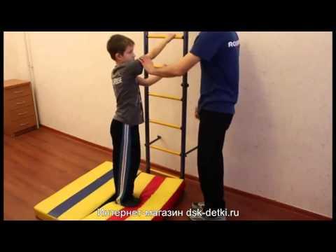 Упражнения на шведской стенке, спортивном уголке. Советы