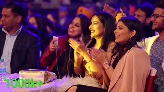 Mankirt aulakh live parfomance at royal stage mirchi music awards 2018