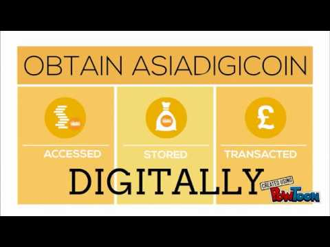 Asiadigicoin (Virtual Currency)