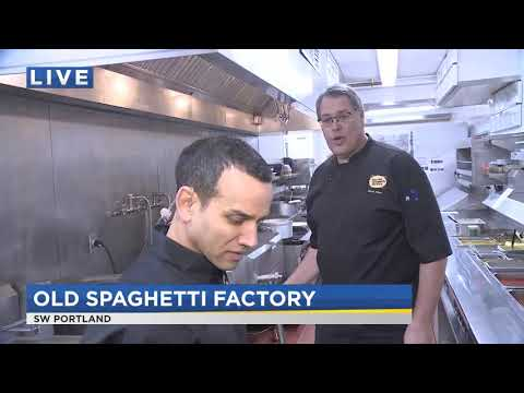 On The Go With Joe At Old Spaghetti Factory's 50th Anniversary
