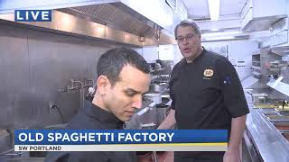 Factory southcenter spaghetti Old