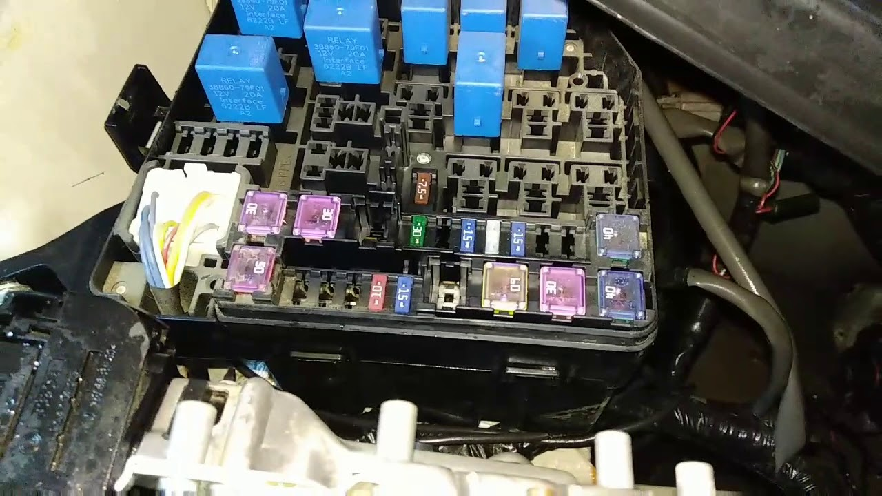 fuse box for suzuki swift inside the    fuse       box    of    swift    dzire  how to change a blown  inside the    fuse       box    of    swift    dzire  how to change a blown