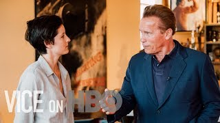 Arnold Schwarzenegger on Gerrymandering  Divide And Conquer   VICE on HBO