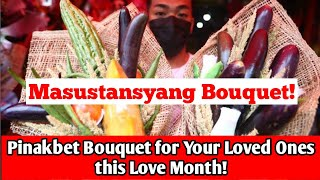 Pinakbet Bouquet Face Shields Bouquet Coffee Bouquet Chocolates Bouquet And Pulang Sili Bouquet Youtube