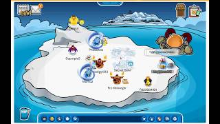 Club Penguin - How To Tip The Iceberg (2015) (Works Every Time)