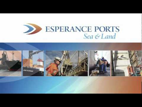 Esperance Port Corporate Video ~ Part One