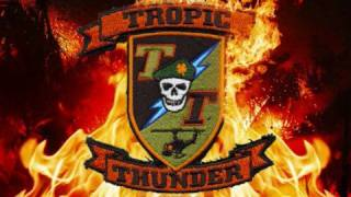 Tropic Thunder - You´re my brother track 1