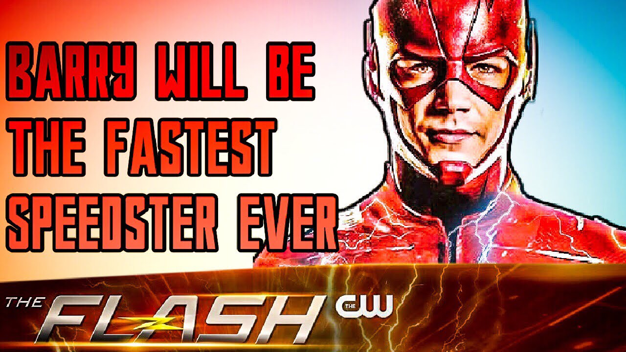 how to become the flash