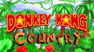 Donkey Kong Country (GBA) - 101% Longplay