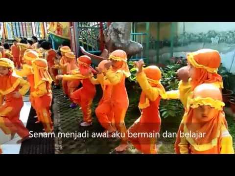 MAMA KAULAH BINTANG (Perpisahan Kls B TK Asih Putera Cibabat 2017)