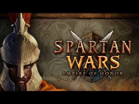 Spartan Wars Elite Edition - iPhone & iPad Gameplay Video