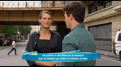 Rodrigo Faro resgata a modelo Loemy Marques e a submete ao tratamento da Grand House.