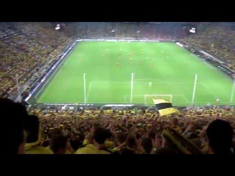 Van Buyten Own Goal - Borussia Dortmund vs Bayern München 27/07/2013
