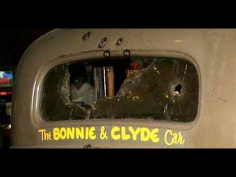 the real bonnie and clyde car youtube. Black Bedroom Furniture Sets. Home Design Ideas