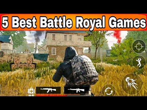 5 Best Battle Royal Online Games Like Free Fire And Pubg Best Battle Royal Online Game With Downloa Youtube