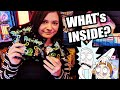 What's inside The RICK And MORTY Mystery Blind Bags?? ArcadeJackpotPro
