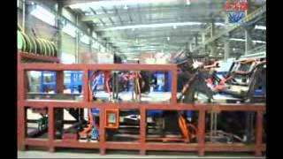 zhongji 3D Panel Production Lines(3D Panel Machine)