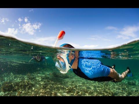 Маска для плавания Tribord EasyBreath честный обзор