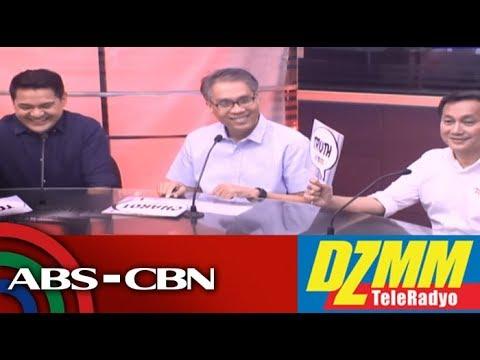 DZMM TeleRadyo: Mga nais magsenador, napasabak sa 'Sen Tanong, Sen Sagot' | 15 Enero 2019