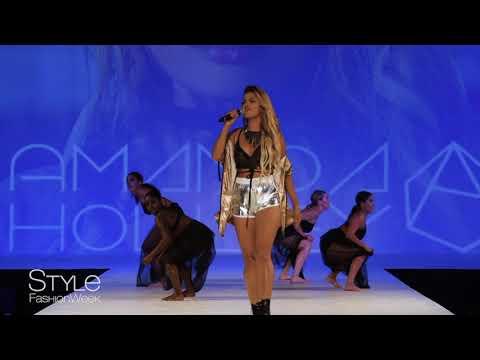 Amanda Holley Style Fashion Week La Feenin Youtube