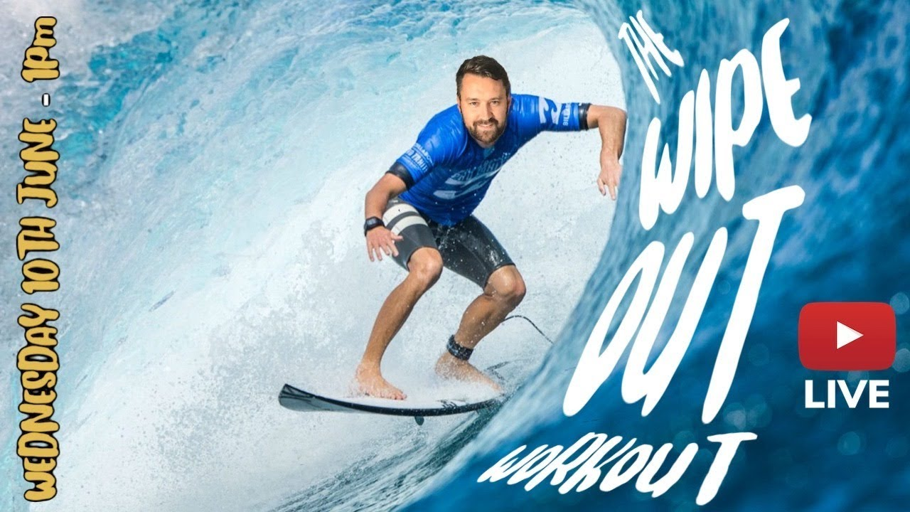 Live: The Wipeout Workout (Surfers Paradise)