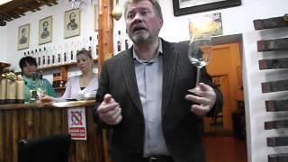 Balla Géza borkóstoló Aradon a Tulipánban Thumbnail