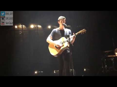 Philippines: Shawn mendes live in manila tour/world tour