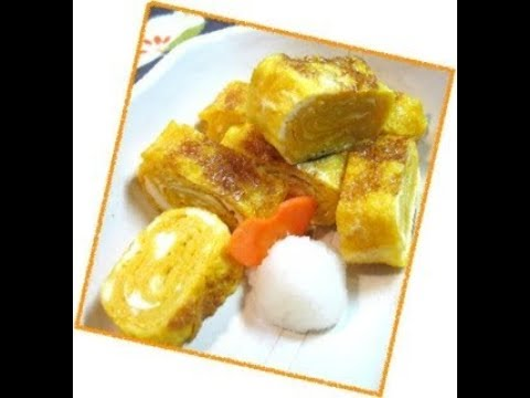 Recette japonaise dashi maki tamago sur http a vos youtube - Recette soupe japonaise ...