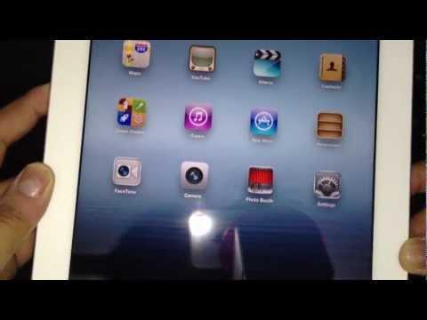 The New Ipad (Ipad 3) unboxing canada 16gb 4G LTE